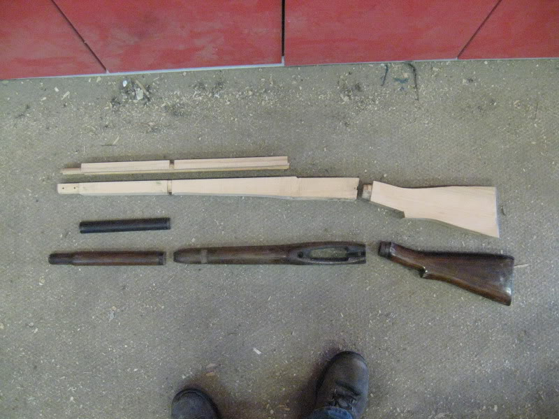 Mon projet Lee Enfield No4 - Page 2 Enfield98011