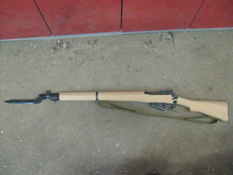 Mon projet Lee Enfield No4 - Page 2 Enfield98012