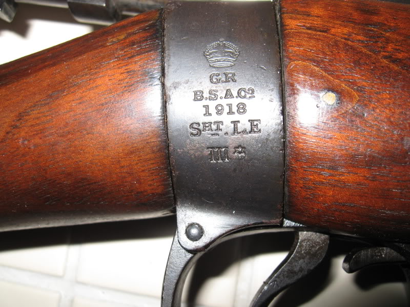 Mon projet Lee Enfield No4 - Page 3 SMLE1918003