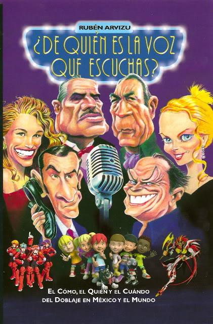 ¿De quién es la voz que escuchas? de Rubén Arvizu Sc003e718b
