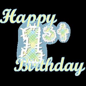 Shadawk's B-day :} Happyfirstbirthday