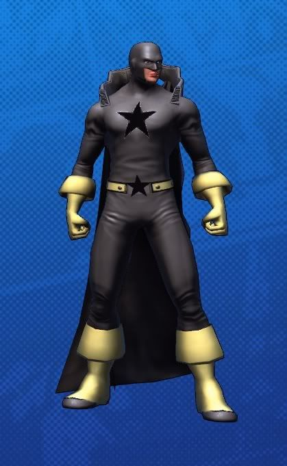 Villains ! Blackstar