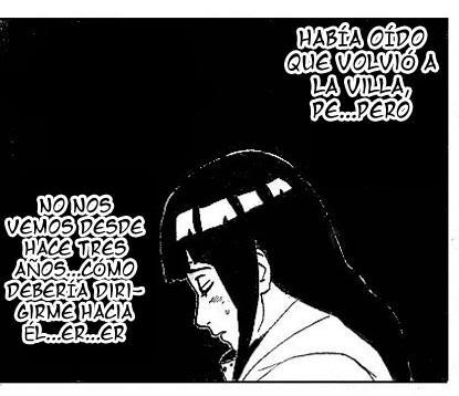 ¿Hinata sabe y acepta los sentimientos de Naruto? Hin1