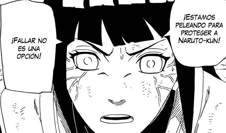 La dependencia Hinata -> Naruto  no es tan positiva como parece. Trabajo1