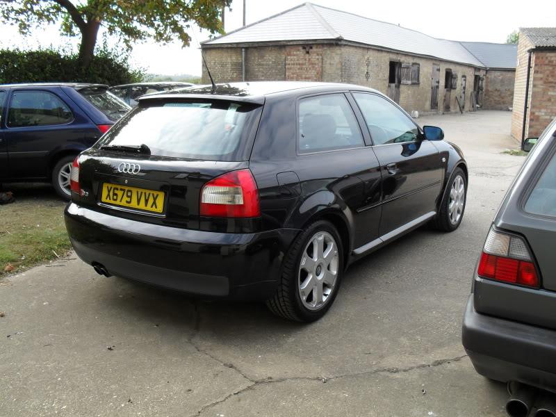 Audi S3 SDC10184