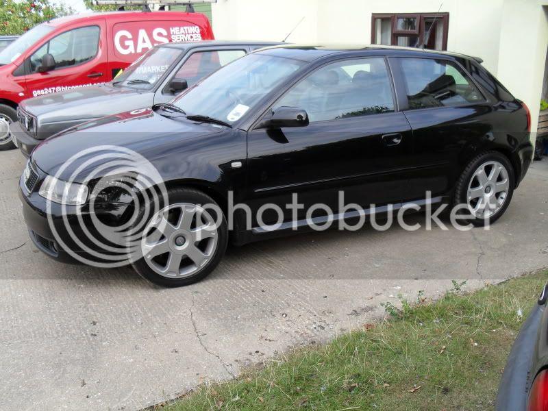 Audi S3 SDC10185