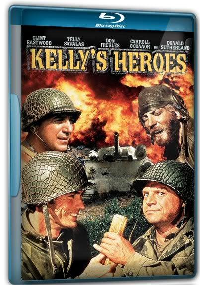 Kelly's Heros 1970 720p BRRip x264 vice KellysHeroslogo