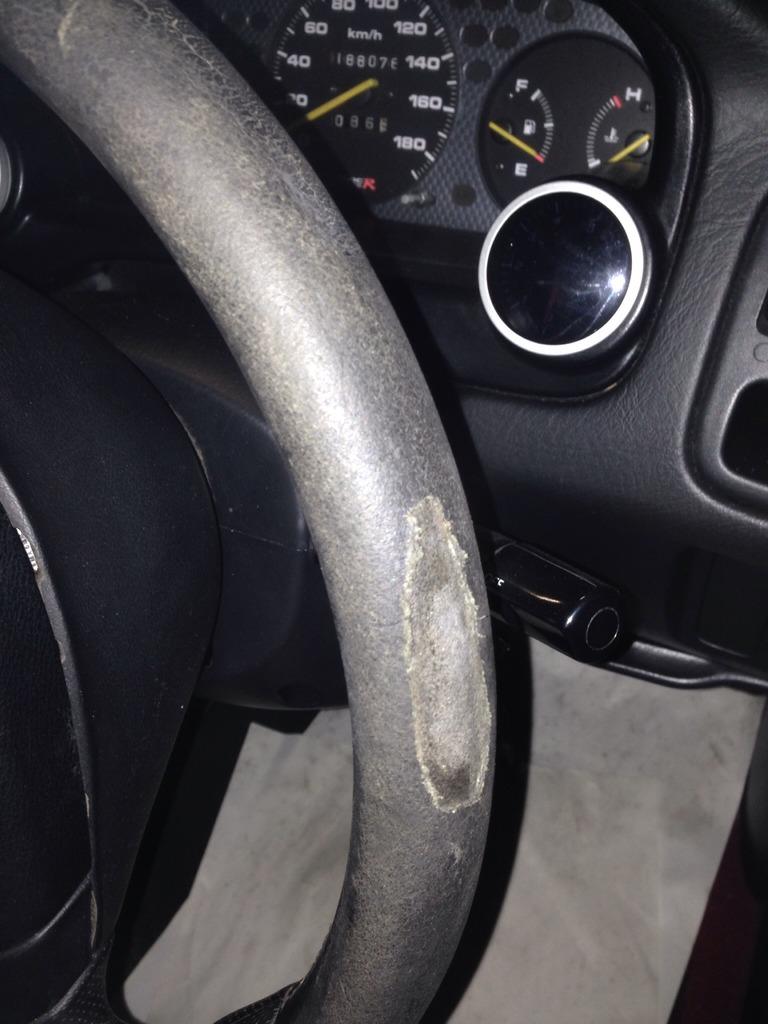 Ek9 steering wheel with airbag Image_1
