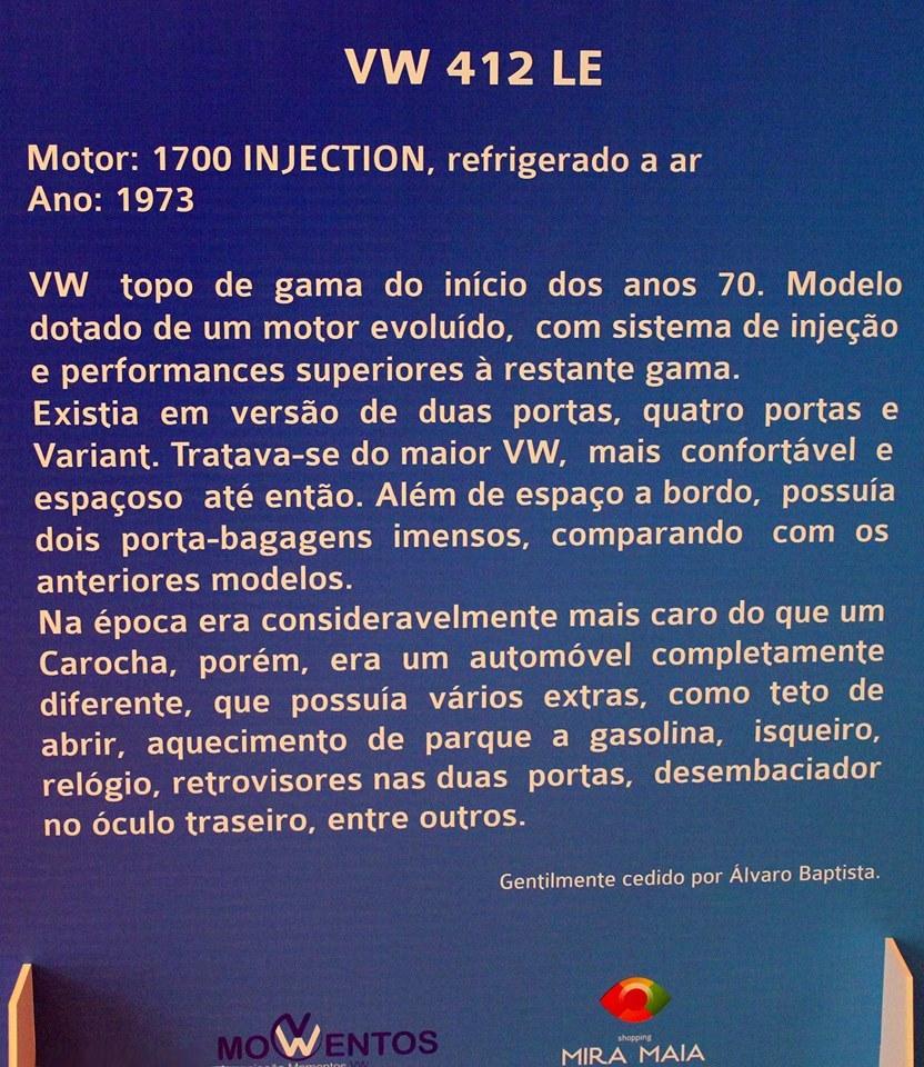 Exposição Clássicos Volkswagen | 1 a 10 maio'15 | C.C. Mira-Maia 11071512_479058418926455_3535877627249335287_n_zpsgfnyyw0h