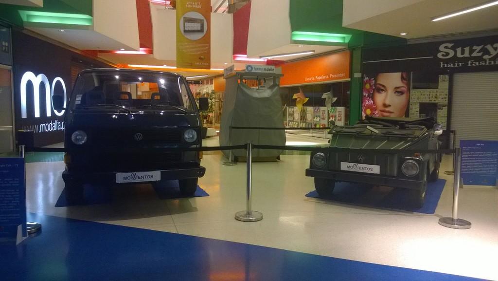 Exposição Clássicos Volkswagen | 1 a 10 maio'15 | C.C. Mira-Maia WP_20150501_015_zps3rv0uje5