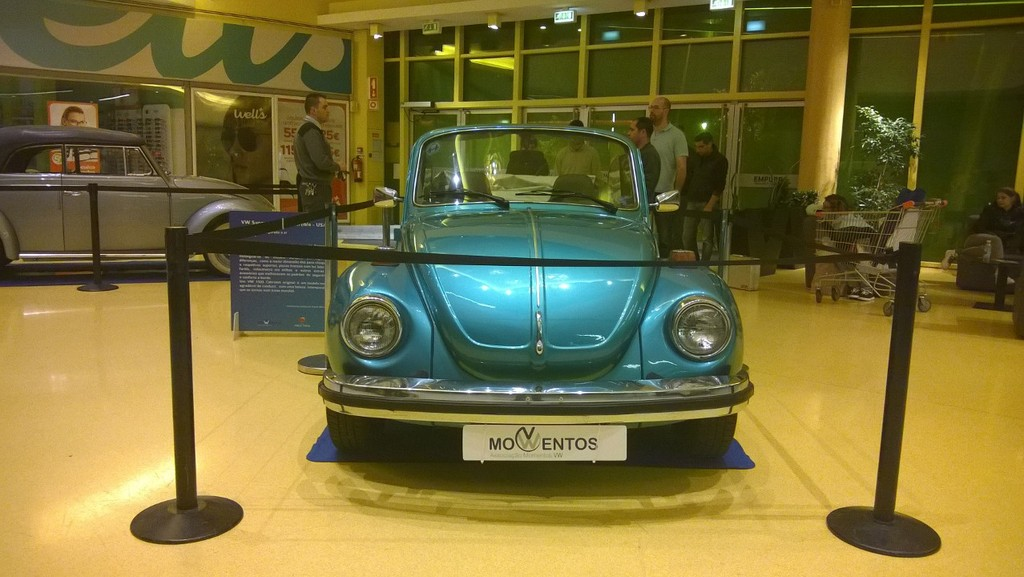 Exposição Clássicos Volkswagen | 1 a 10 maio'15 | C.C. Mira-Maia WP_20150501_021_zpshijactjk
