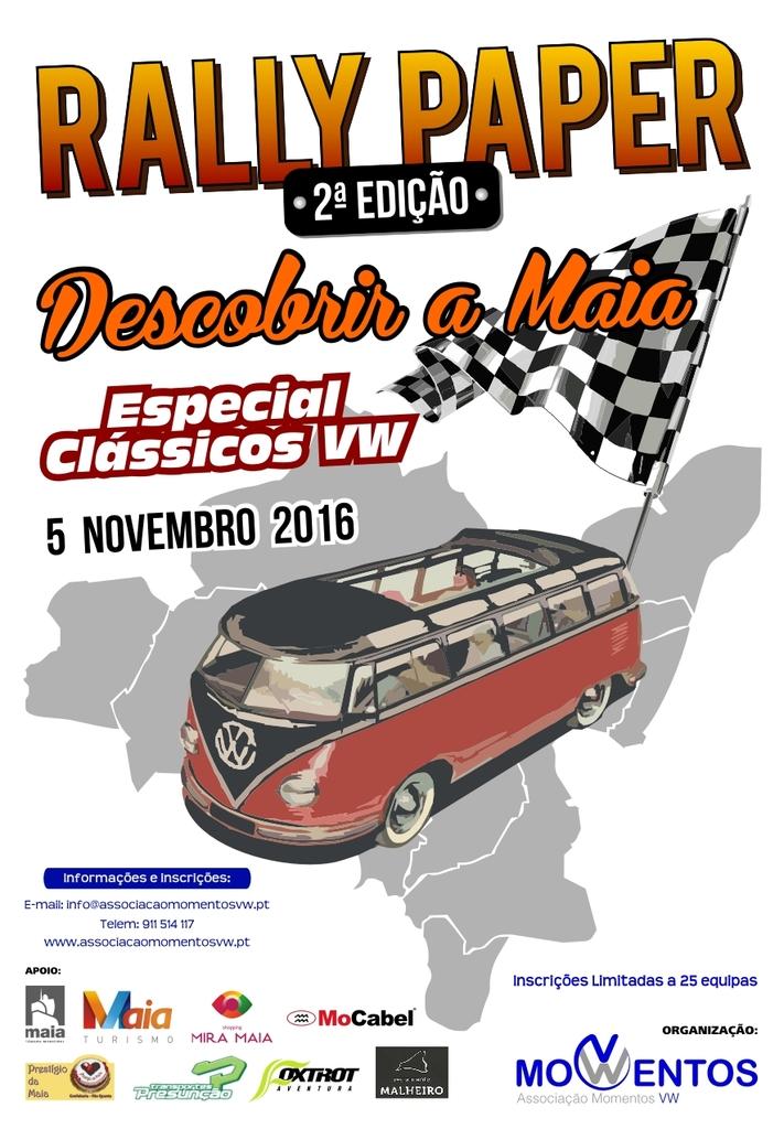 RALLY PAPER - Descobrir a Maia - 2ª Edição - 5 Novembro 2016 Rally_paper2016-cartaz_zpss9jewx1v