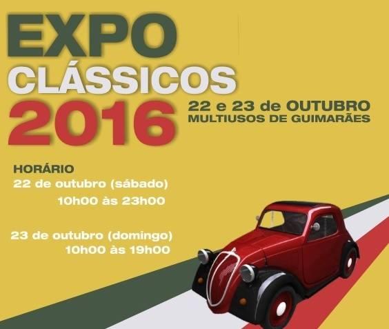 EXPO Clássicos 2016 - 22 e 23 outubro - Multiusos de Guimarães 14695568_709588015861643_3709351322575550514_n_zpspyo463wn