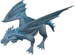 Frost Dragons suggestion & antifire potion Frostdragons