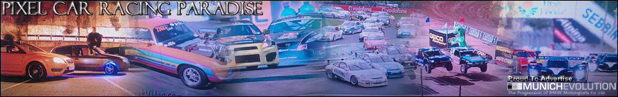 Pixel Car Racing Paradise(4x4 Off-Road)