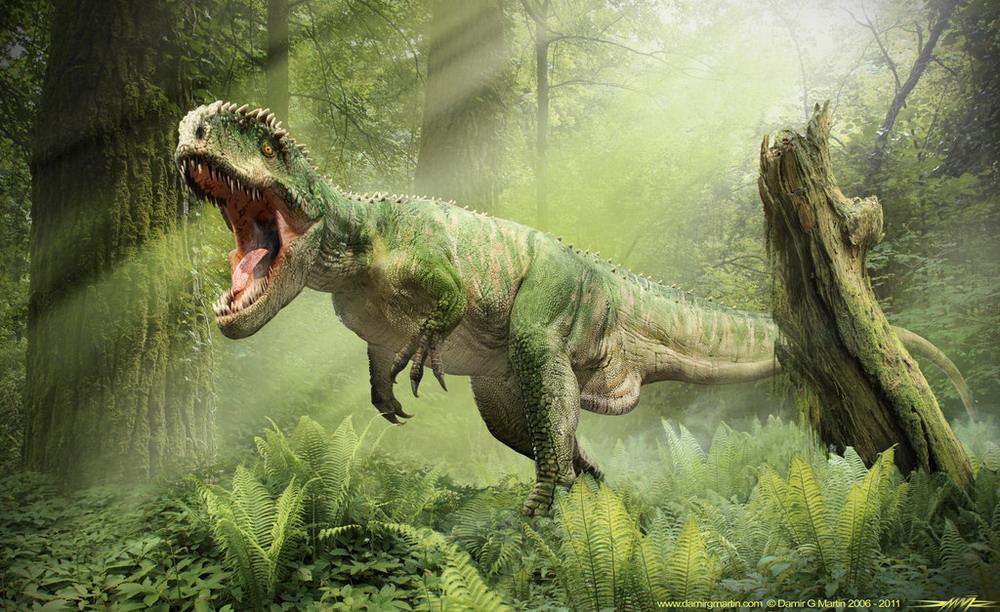 Hình ảnh tuyệt đẹp về thế giới loài khủng long Redsvn-Dinosaur-01