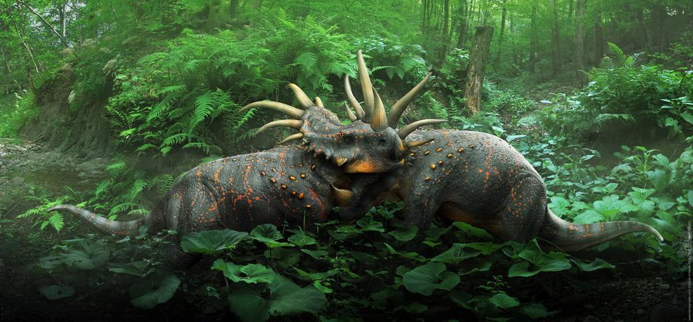 Hình ảnh tuyệt đẹp về thế giới loài khủng long Redsvn-Dinosaur-02