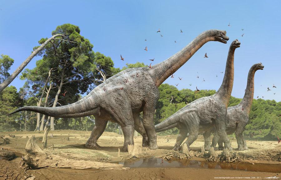Hình ảnh tuyệt đẹp về thế giới loài khủng long Redsvn-Dinosaur-04