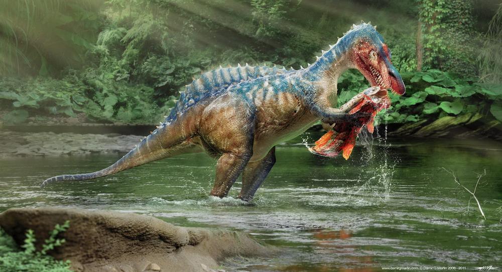 Hình ảnh tuyệt đẹp về thế giới loài khủng long Redsvn-Dinosaur-05