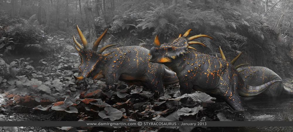 Hình ảnh tuyệt đẹp về thế giới loài khủng long Redsvn-Dinosaur-07