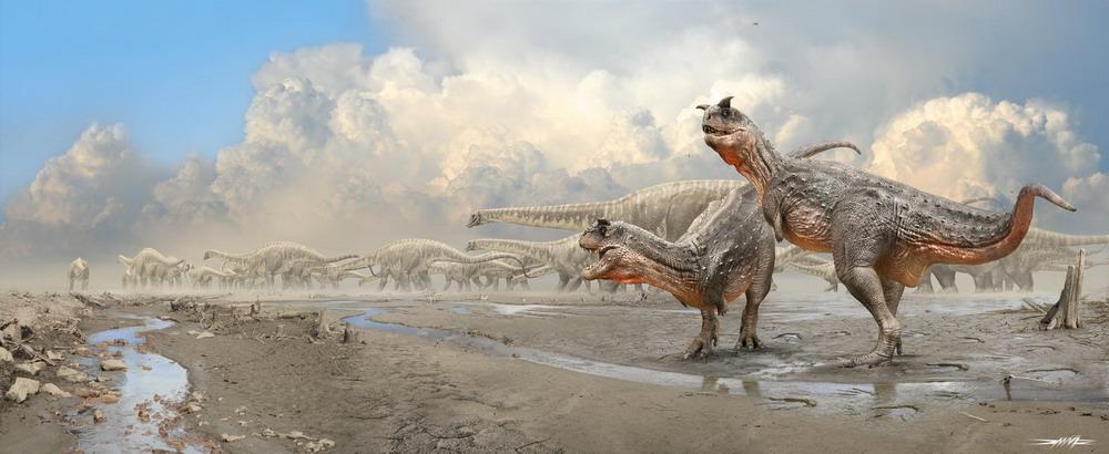 Hình ảnh tuyệt đẹp về thế giới loài khủng long Redsvn-Dinosaur-08