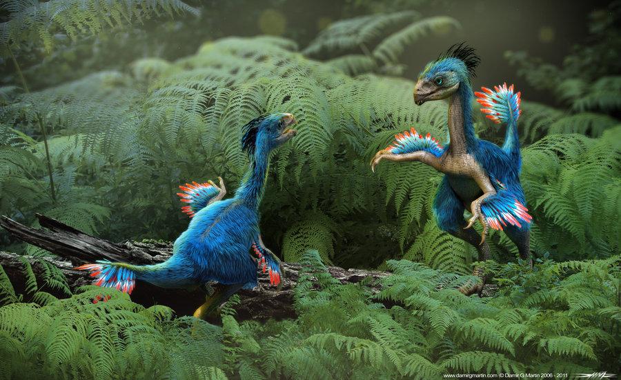 Hình ảnh tuyệt đẹp về thế giới loài khủng long Redsvn-Dinosaur-11