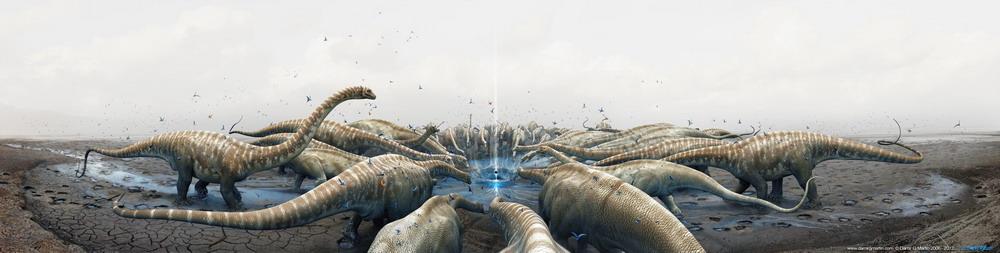Hình ảnh tuyệt đẹp về thế giới loài khủng long Redsvn-Dinosaur-14