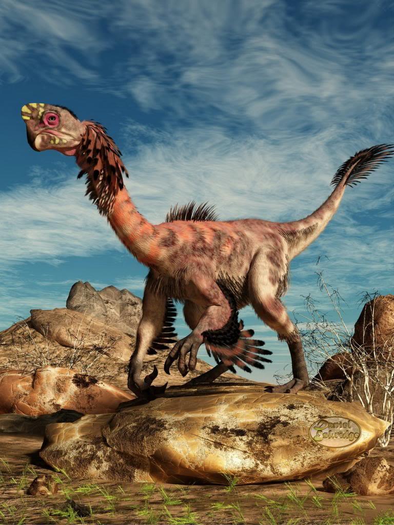 Hình ảnh tuyệt đẹp về thế giới loài khủng long Redsvn-Dinosaur2-05