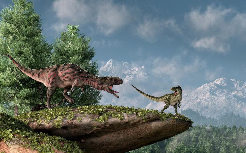 Hình ảnh tuyệt đẹp về thế giới loài khủng long Redsvn-Dinosaur2-08