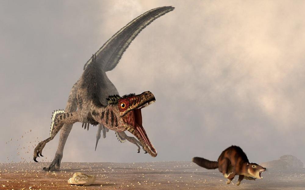 Hình ảnh tuyệt đẹp về thế giới loài khủng long Redsvn-Dinosaur2-09