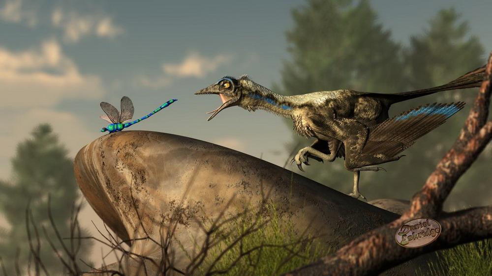Hình ảnh tuyệt đẹp về thế giới loài khủng long Redsvn-Dinosaur2-11