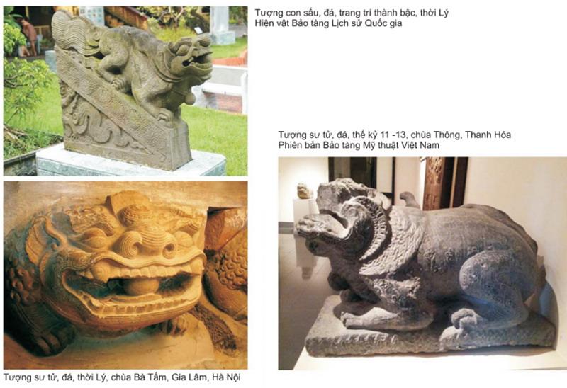 Các mẫu sư tử đá Việt Nam 'thuần chủng' Linh-vat-viet-nam-1408454843-1