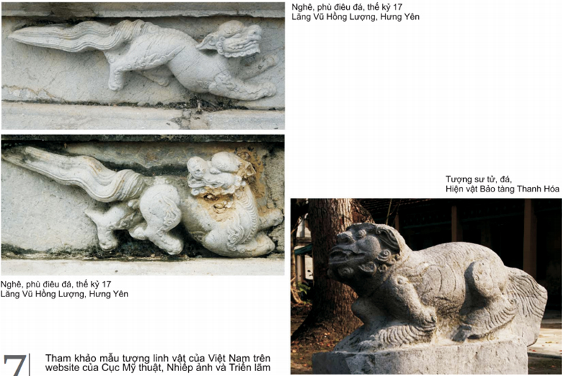 Các mẫu sư tử đá Việt Nam 'thuần chủng' Linh-vat-viet-nam1a-1408454843