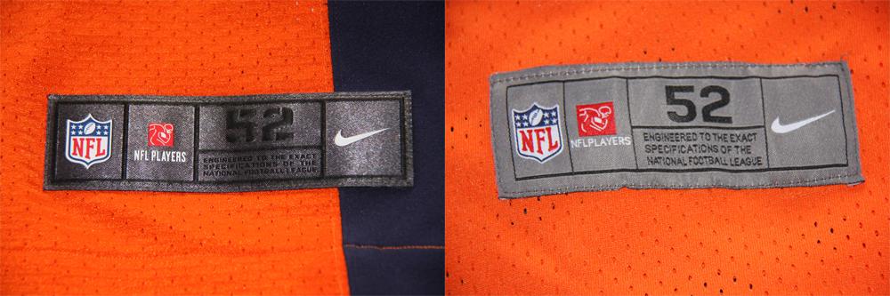 Real Vs Fake - 2012 Nike Elite Jersey Comparison JockTagComparison