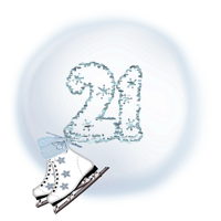 """Colour Sims - Advent Calendar 2013"" 21BG"