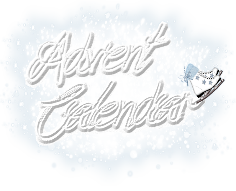 """Colour Sims - Advent Calendar 2013"" AdventText"