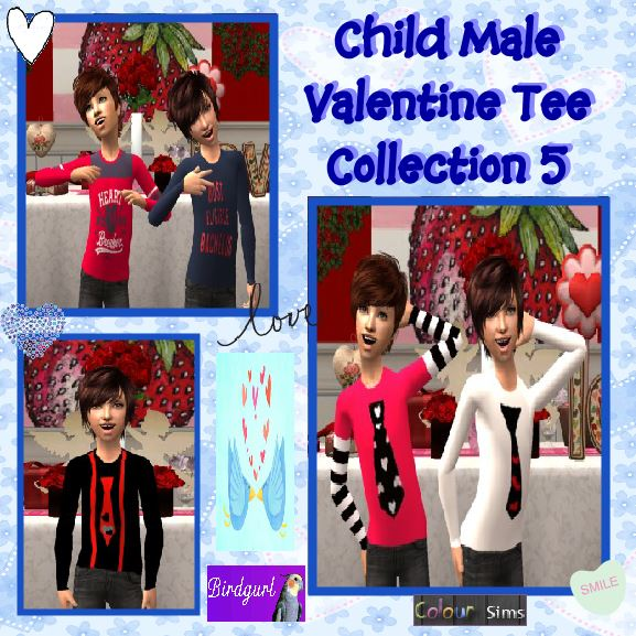 Colour Sims [February 2014] ChildMaleValentineTeeCollection5banner_zpseaab74c1