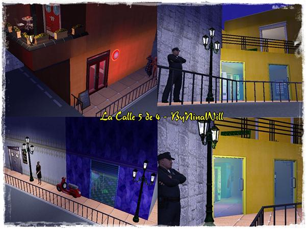Colour Sims [29 June 2014] Nina