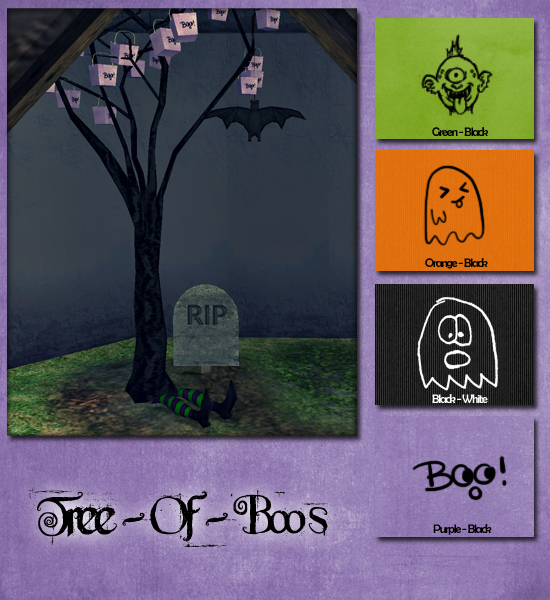 Colour Sims - Halloween's Special TOB-Pic1