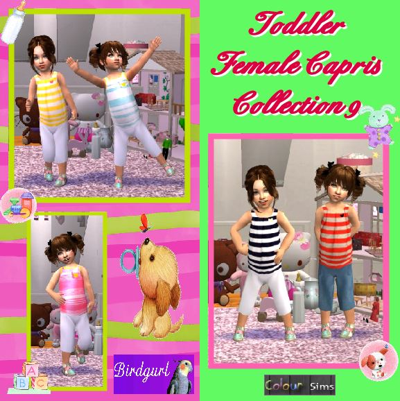 Colour Sims [February 2014] ToddlerFemaleCaprisCollection9banner_zpsb8bc9419