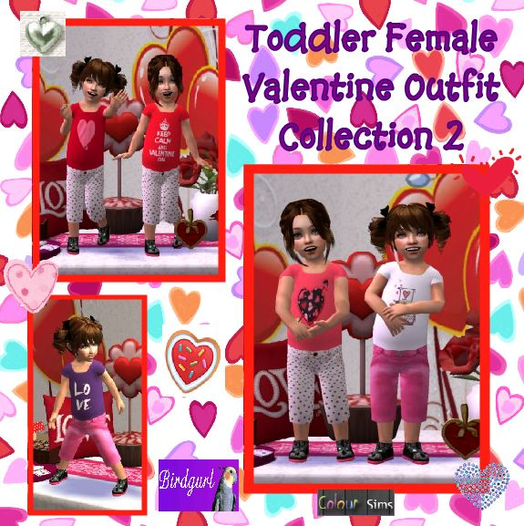 Colour Sims [February 2014] ToddlerFemaleValentineOutfitCollection2banner_zps6adba999