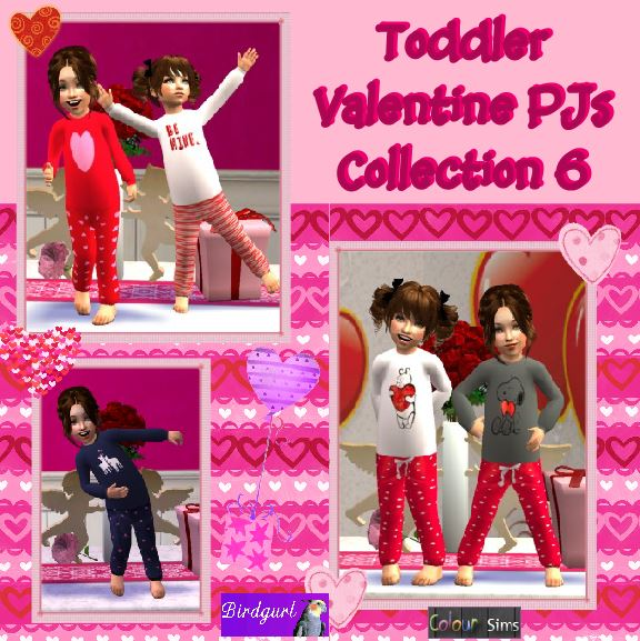 Colour Sims [February 2014] ToddlerValentinePJsCollection6banner_zps8d89c23f