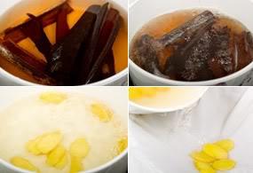 Sujeonggwa (수정과) - Trà hồng quế 110119030009110119kfood_recipe_img03