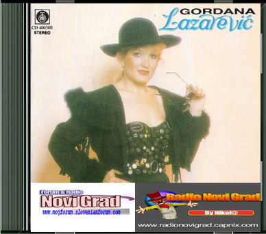 Diskografije Narodne Muzike - Page 3 GordanaLazarevic1991-EhDaSiMeVoleo