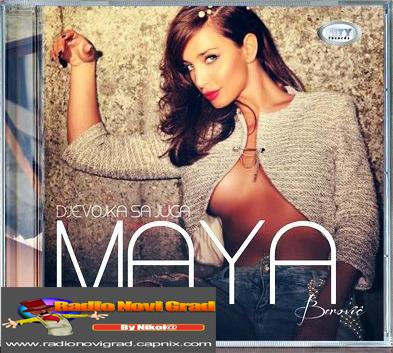 Narodna - Zabavna Muzika 2012 - Page 7 MayaBerovic-DjevojkaSaJuga2012
