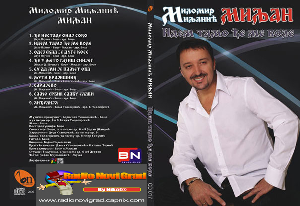 Albumi Narodne Muzike U 256kbps - 320kbps  - Page 3 MilomirMiljanic2009