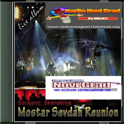 Narodna - Zabavna Muzika 2012 - Page 5 MostarSevdahReunion-LiveAlbum2012