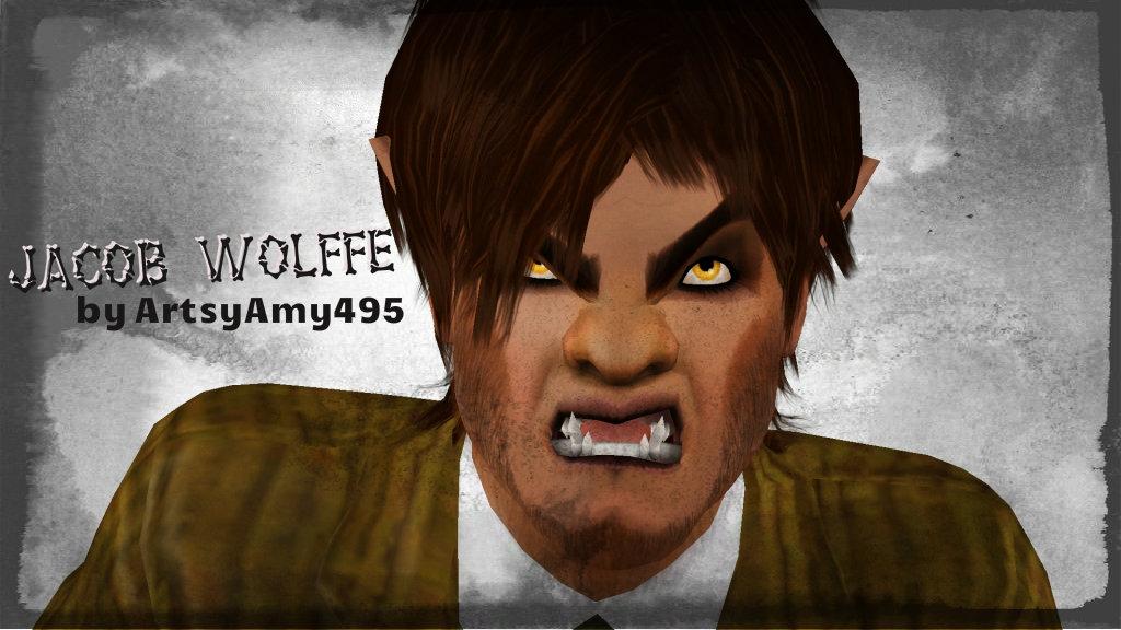 Jacob Wolffe by ArtsyAmy495 (WEREWOLF) JacobWolffe1