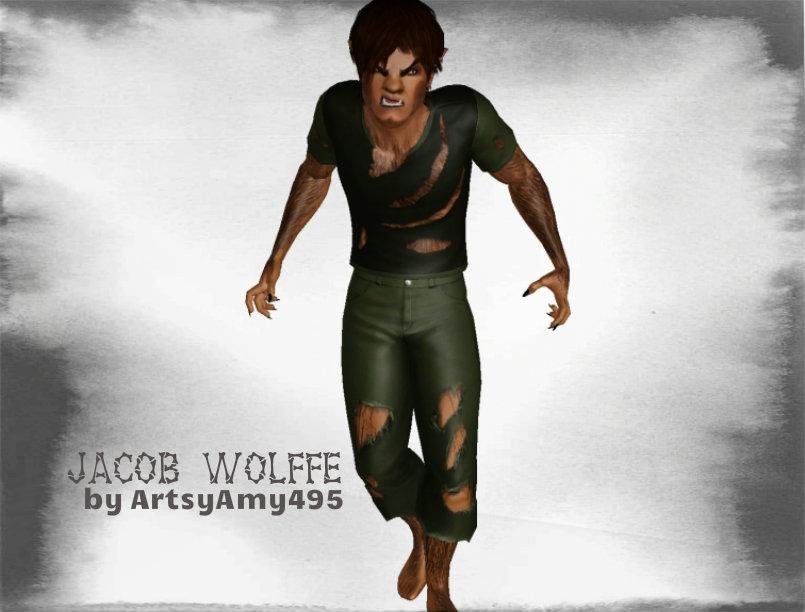 Jacob Wolffe by ArtsyAmy495 (WEREWOLF) JacobWolffe2