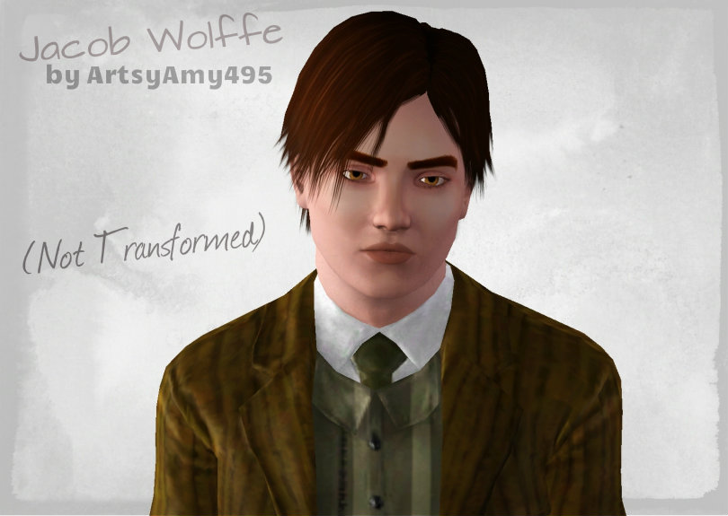 Jacob Wolffe by ArtsyAmy495 (WEREWOLF) JacobWolffe4